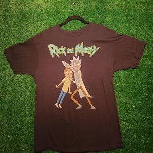 Rick and Morty T-Shirt L